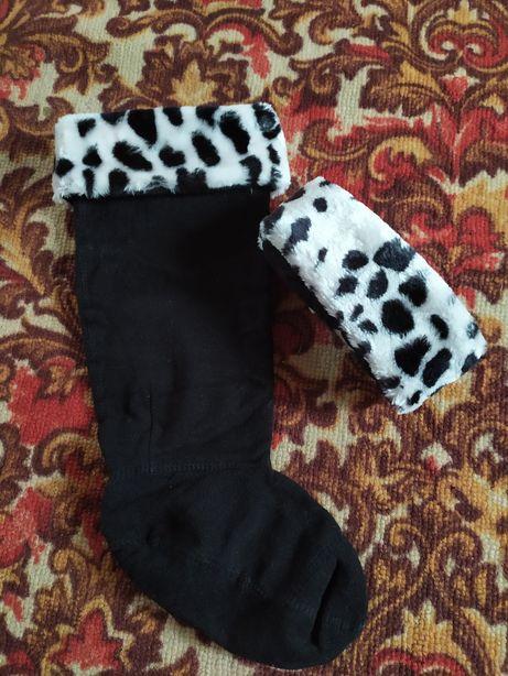 Текстильні чобітки