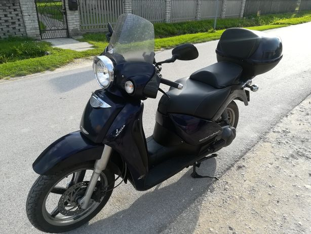 Aprilia Scarabeo 250*maxi skuter*Super stan*doinwestowana