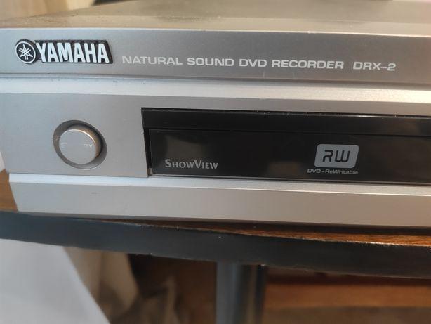 Nagrywarka DVD Yamaha DRX-2 odtwarzacz VHS