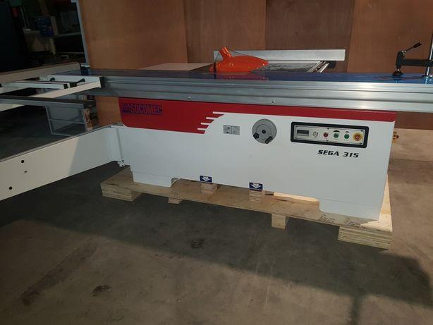 Esquadrejadoras carro 3200 sega 315 nova maquinas de carpintaria