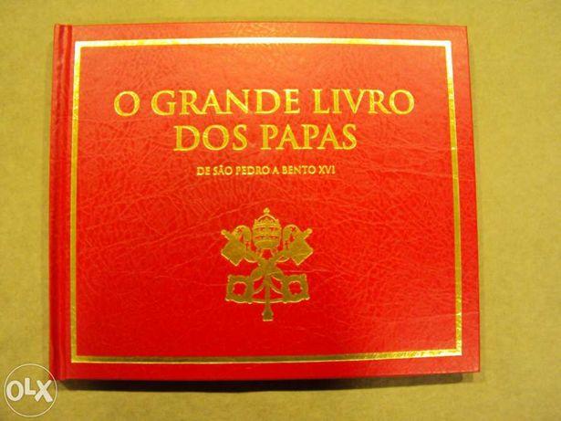 O grande livro dos Papas