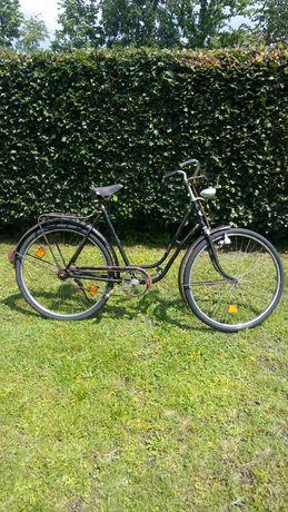 Zabytkowy rower