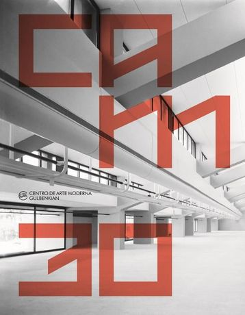 Livro 30 Anos - Centro Arte Moderna Fundação Calouste Gulbenkian