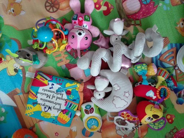 Sprzedam zabawki po córce