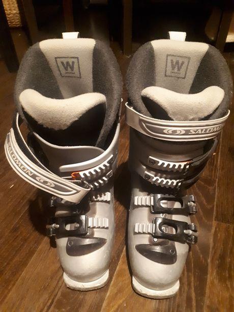 Buty narciarskie Salomon 22, 22,5