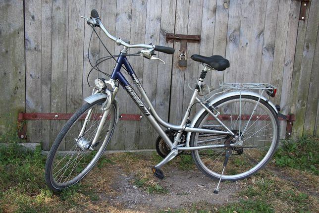 Rower damka Diamant, Szize 45 cm koła 28, 7 biegów- stan B. DB.