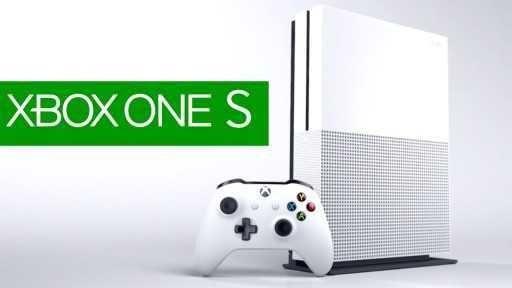 XBOX ONE S Komplet 1TB Napęd Gwarancja Sklep Wysyłka Okazja+Gratis