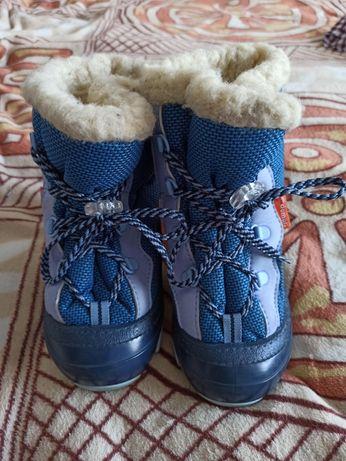 Зимние сапоги от Demar