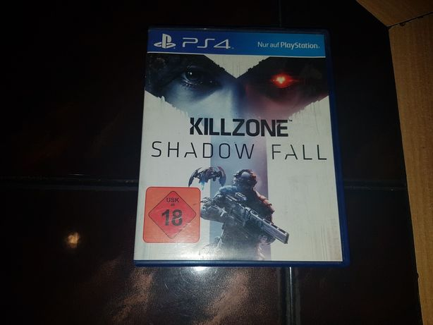Killzone  shadow fall na ps4