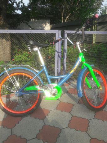 Велосипед в хороше состлягии