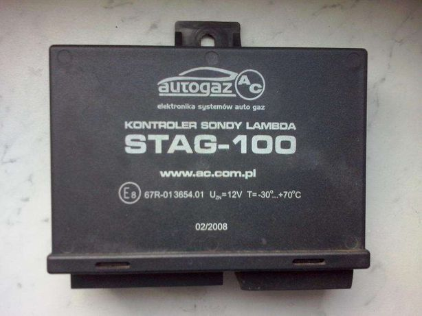 Komputer do instalacji gazowaj firmy Stag