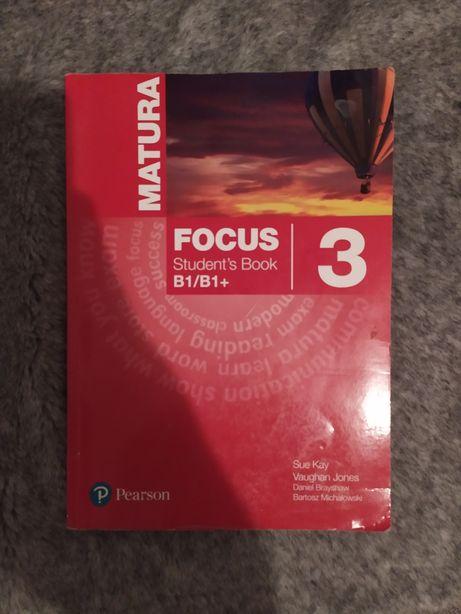 Matura Focus 3 podręcznik/students book + Word store