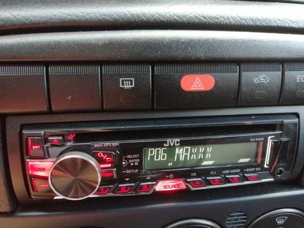 Radioodtwarzacz samochodowy JVC