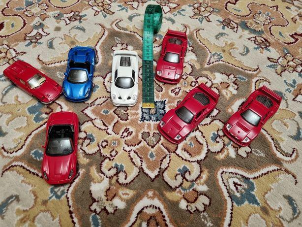 Машинки детские масштаб 1:43  ( 11 см.)