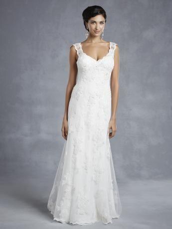 Suknia ślubna Celebrity Bridal ivory z USA