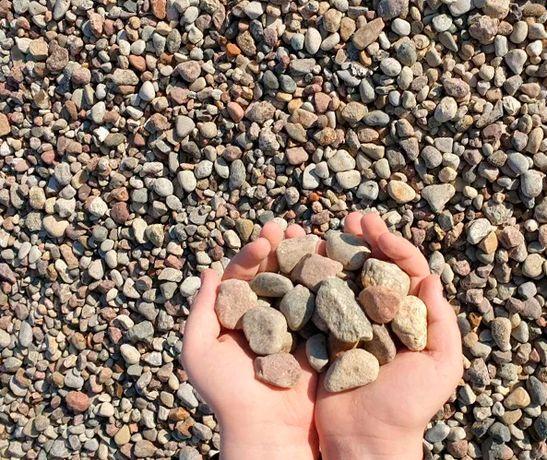 Kamień drenażowy na drenaż płukany