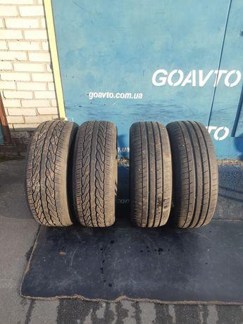Goauto комплект шин парами 235 60 r18 16 год 7мм в идеальном состоянии