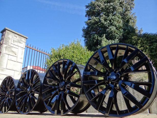 czarne oryginalne 22 5x120 range rover svr sport l494 i inne
