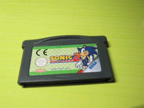 Картридж Nintendo Sonic Advance 2