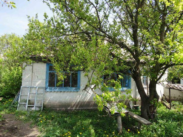 Продам дом в с.Гостролуччя, Барышевского района,с участком