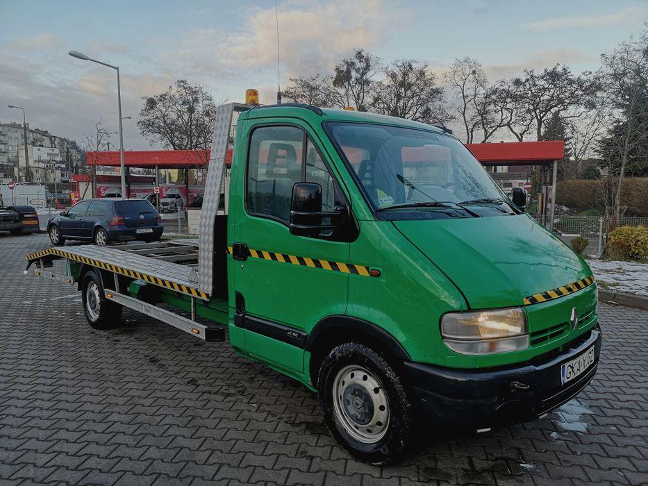 Autolaweta Master 2.8Dti Nowa wciągarka, rozrząd Doinwestowane zamiana Gdynia - image 1