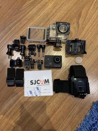 SJCAM SJ5000 почти в отличном состоянии