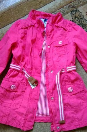 Плащ куртка 116-122
