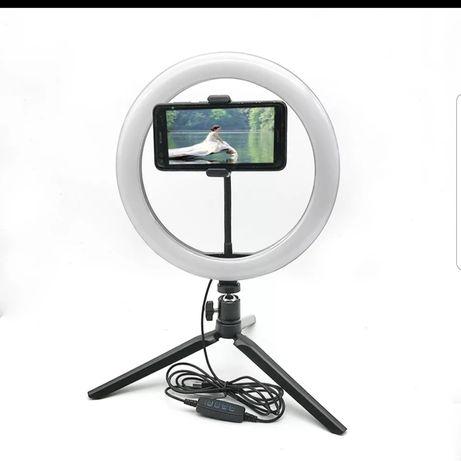 LED Selfie Light Ring c/tripé entrega em 24hrs