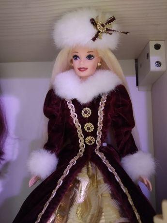 Happy holidays barbie кукла Барби