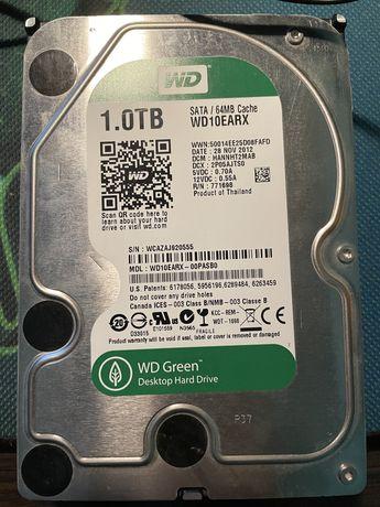 Жорсткий диск HDD WD 1TB