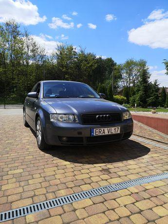 Audi A4 b6 2.0 Benzyna gaz