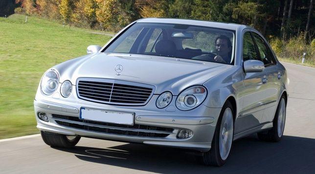 Шрот Мерседес Бенц Mercedes-benz E-class W211 2003-2008 Авторозборка