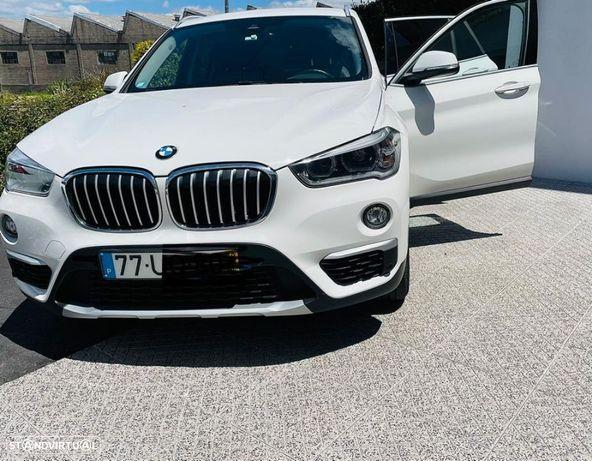BMW X1 16 d sDrive Line xLine