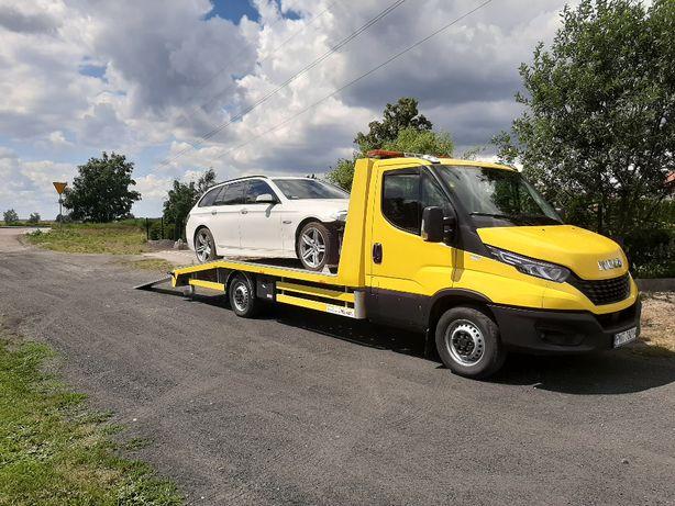 AUTO-LAWETA,Pomoc-Drogowa Transport towarów i maszyn,servis opon