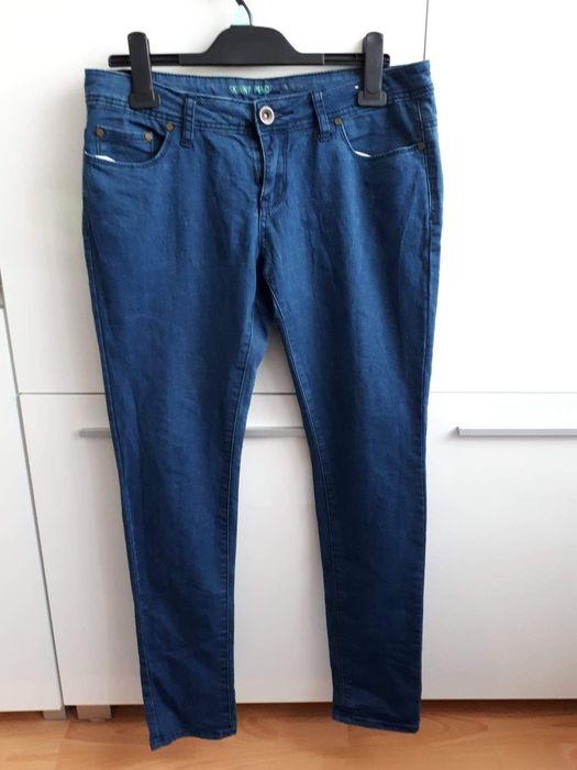 Jeansy spodnie DENIM CO SKINNY PENCIL 38/40 Knurów - image 1