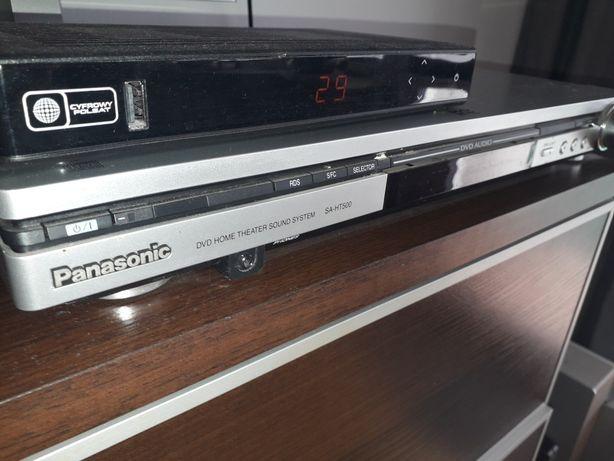 Kino domowe Panasonic SA-HT500