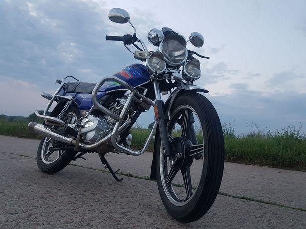 Мотоцикл 150сс JBWCO