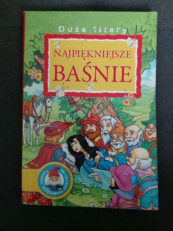 Książeczka Baśnie