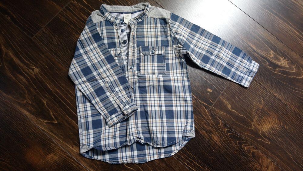 Koszula chłopięca r.92 H&M Nędza - image 1