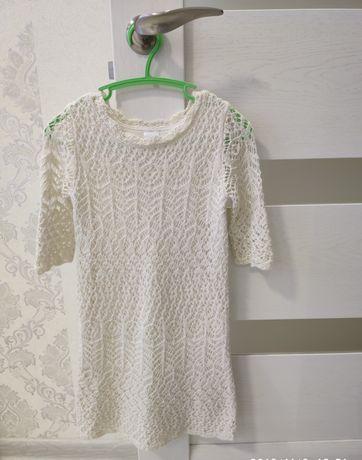 Платье нарядное туника 4 года