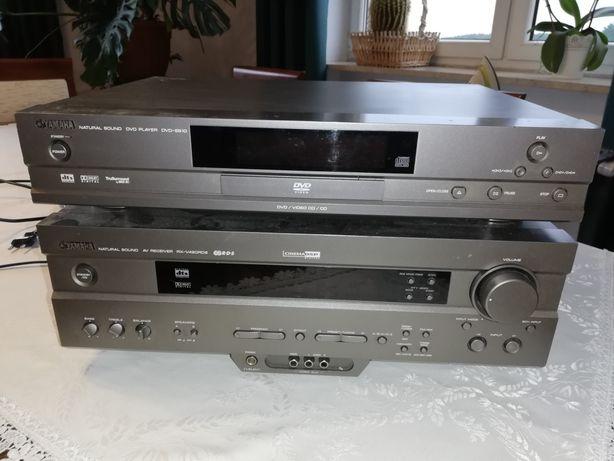 Amplituner Yamaha RX-420 RDS dvd gratis