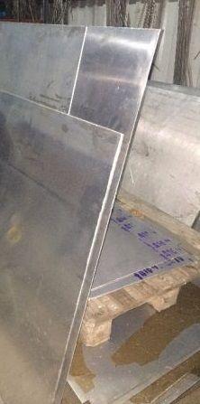Алюминиевые листы под фрезеровку, сварку, гибку , под резьбу