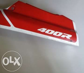 Honda VFR 400 R peças usadas