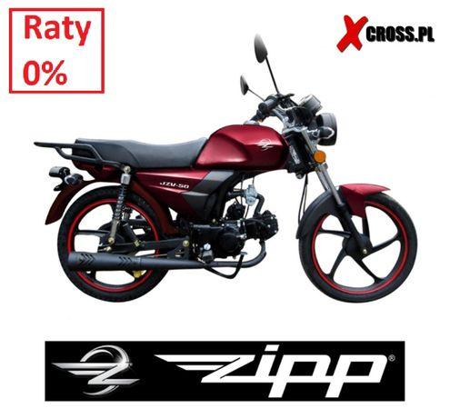 Motorower ZIPP JZV 50 4T Promocja Raty 0% Dostawa