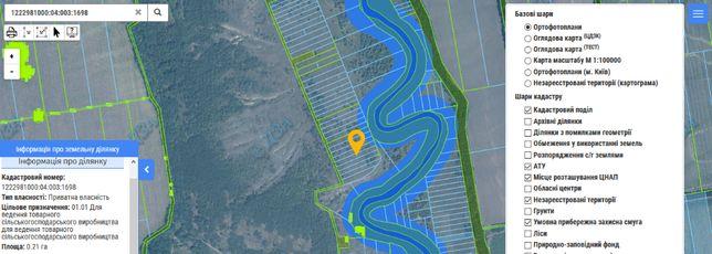Земельна ділянка в Нікопольському районі