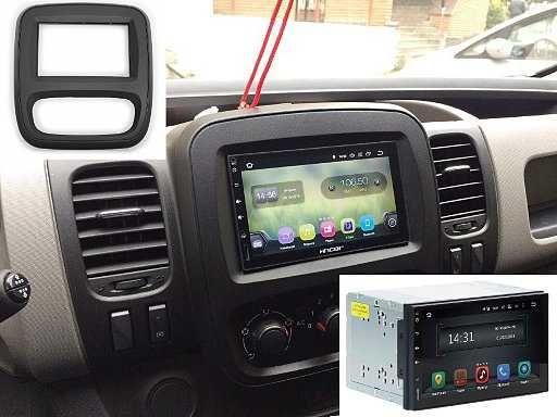 Магнитола ANdroid GPS Renault Trafic Opel Vivaro Nissan Primastar