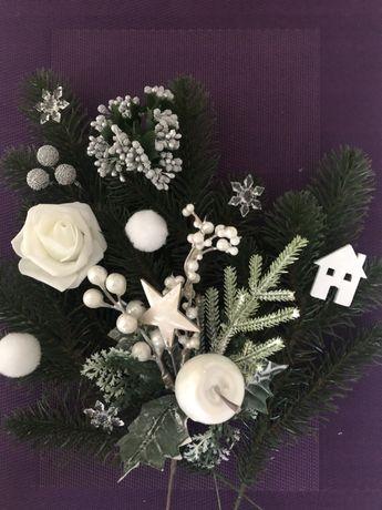 Материалы для рукоделия новогодний рождественский декор на елку