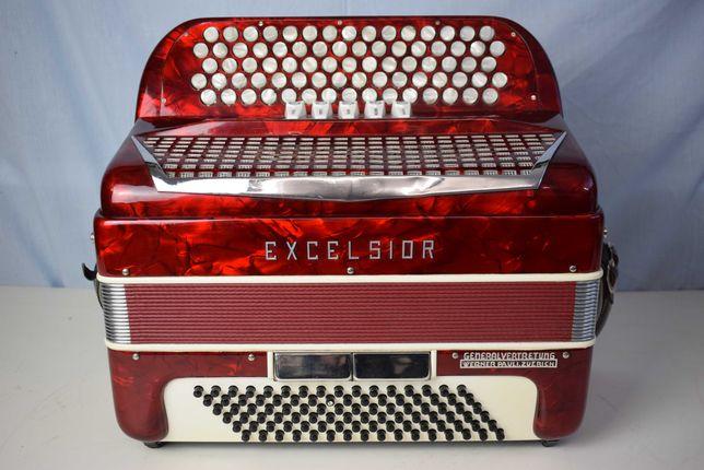 Acordeao Excelsior 3 Voz, N, 105