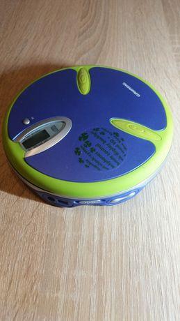 Odtwarzacz discman CD Grundig.