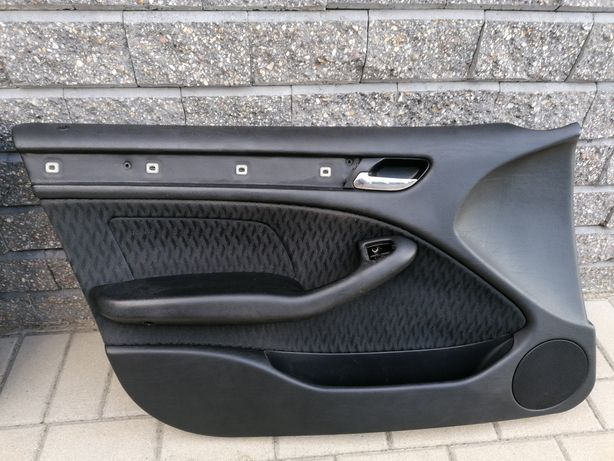 Boczki bmw e46 sedan